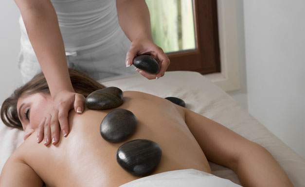 hot stone massage therapy don mills
